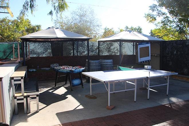 Barbecue Alice Haven AUstralie