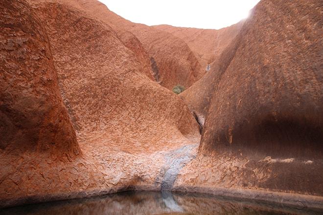 Bassin Kuniya Walk Uluru
