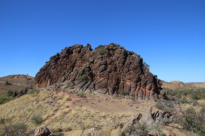 Corroboree Rock Alice Springs