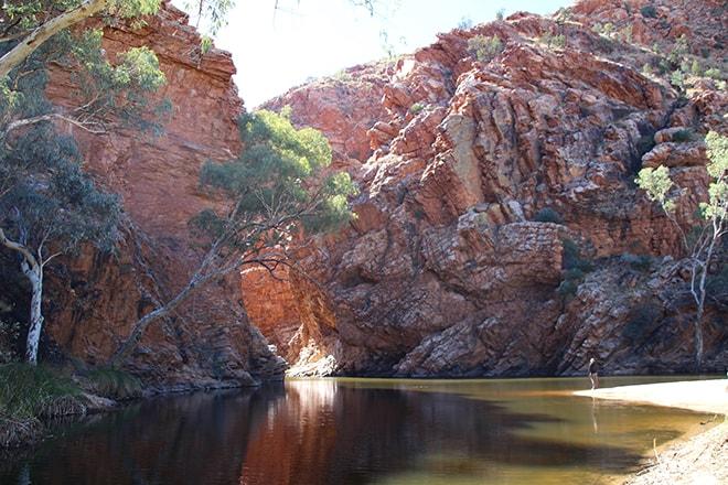 Helen Holl Alice Springs