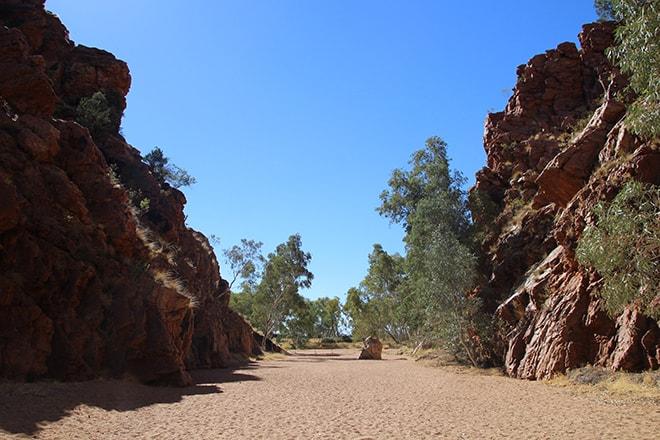 Jessie Gap Alice Springs