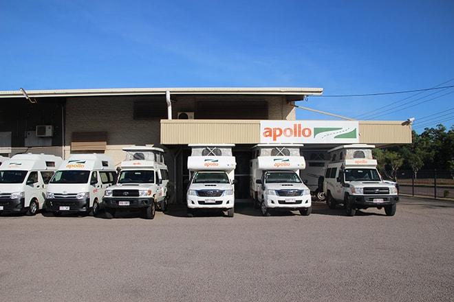 Van ou 4x4 Australie