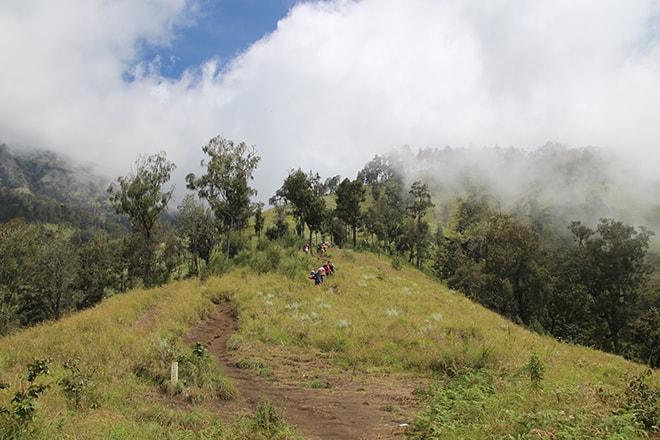 ascension trek rinjani lombok