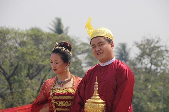Birmans sourire