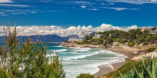 Zoom sur la Costa Dorada en Catalogne