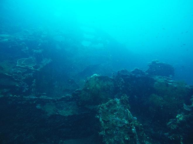 plongee Tulamben Bali Yos Marine Epave Liberty plonger à Tulamben