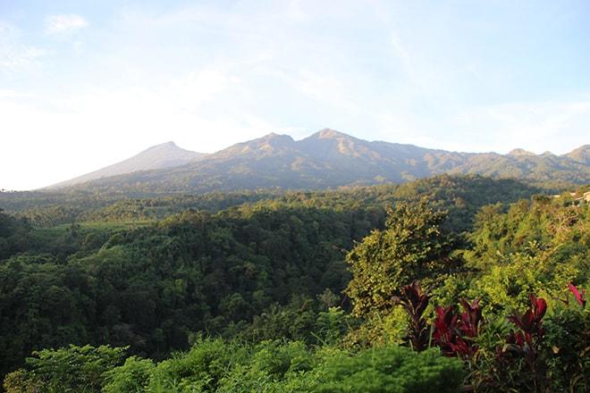 Volcan Rinjani Lombok Indonésie