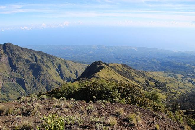Trek 3 jours Rinjani Lombok