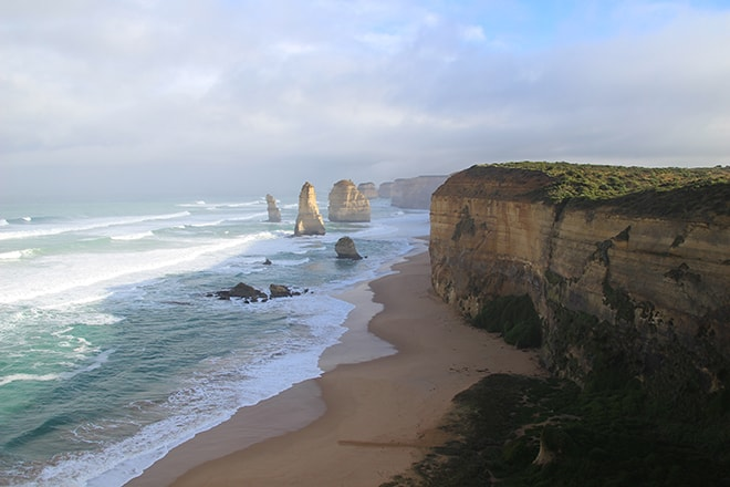 12 apotres Great Ocean Road Australie
