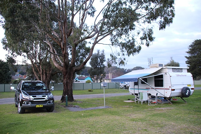 Camping Foster Wilsons Promontory Australie