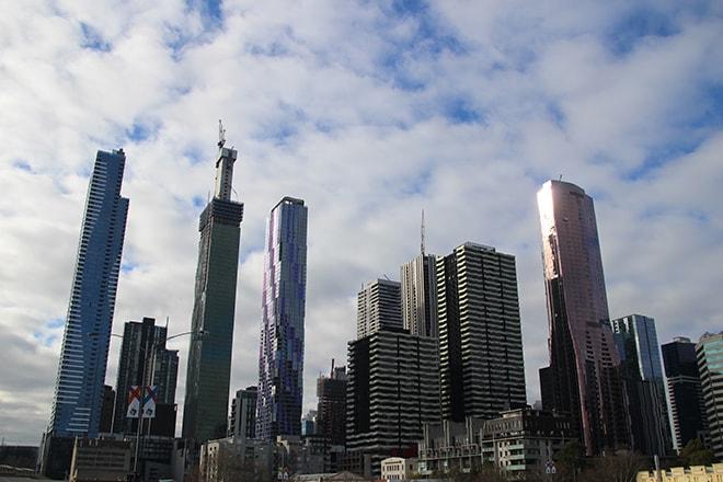 Centre ville Melbourne