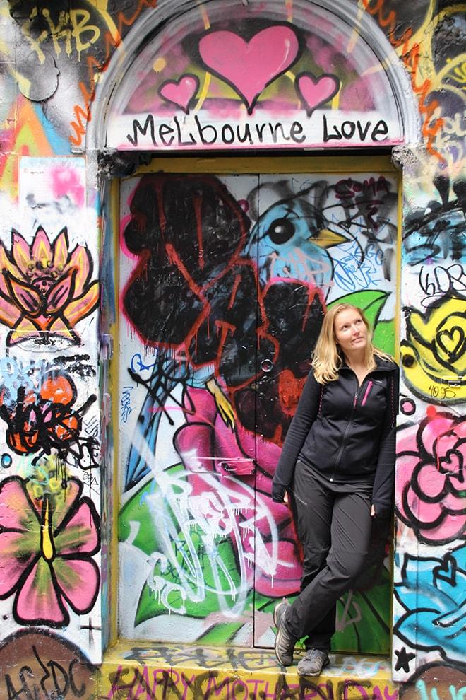 Elo Street Art Melbourne Australie