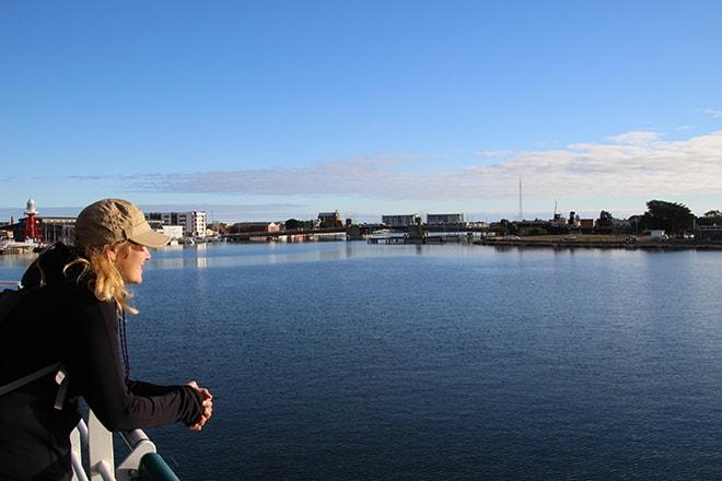 Elo croisiere Port Adelaide Australie
