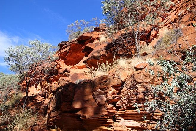 Kings Canyon Australie