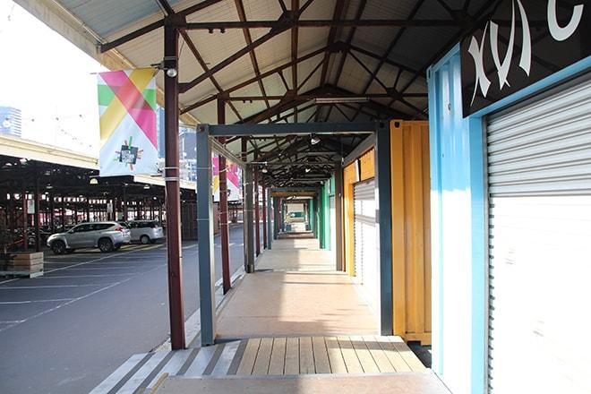 Marché central Melbourne Australie