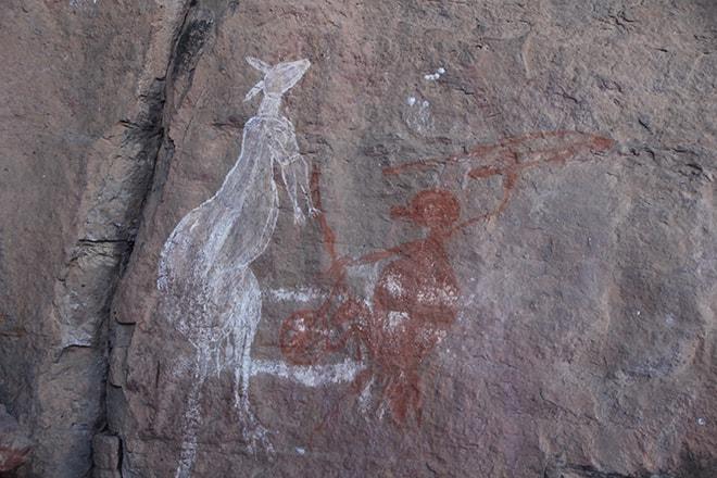 kakadu Nourlangie peintures aborigene