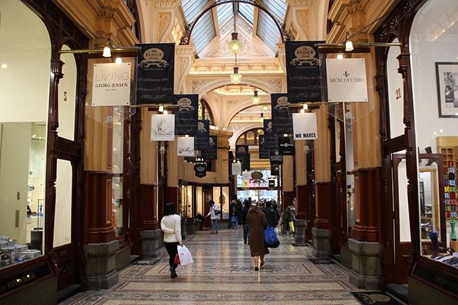 The Block Melbourne Australie