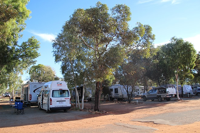 camping kings canyon resort
