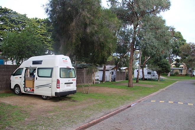 Camping Phillip Island