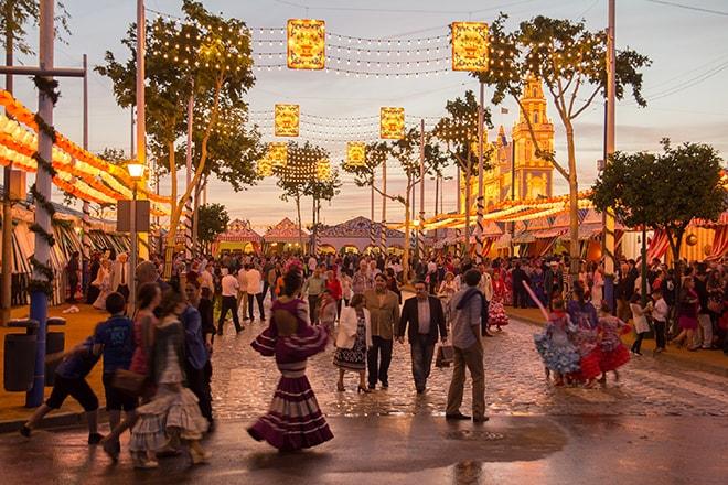 Feria Espagne