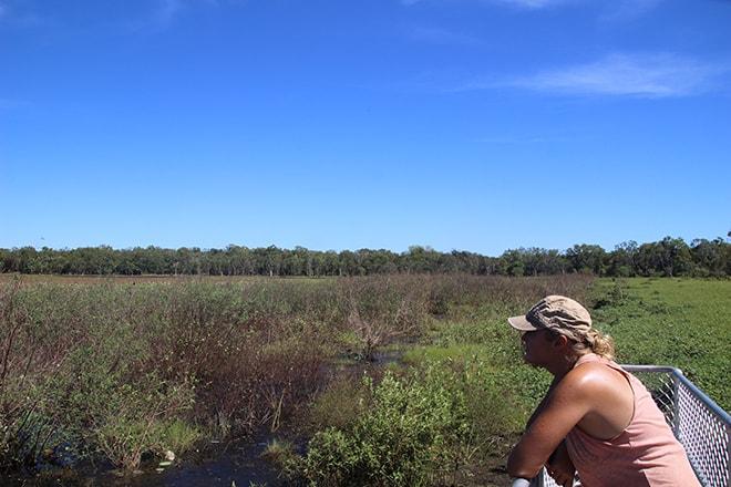 observation Gungarre Walk Kakadu
