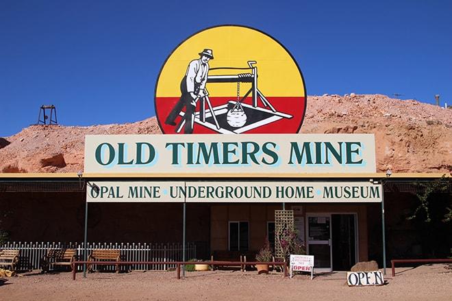 Mine Opale Coober Pedy
