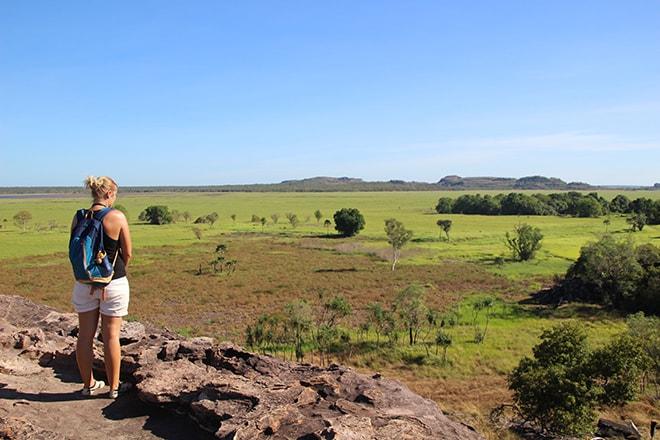 Panorama Ubirr Kakadu
