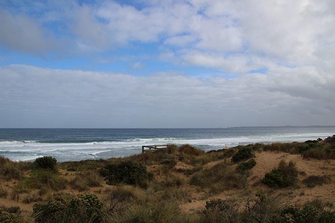 Plage Phillip Island