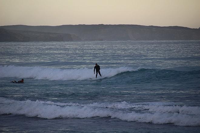 surf kangaroo island
