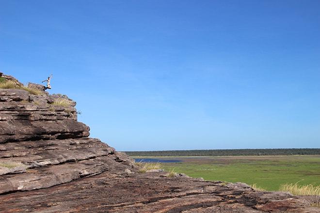 parc kakadu ubirr Australie