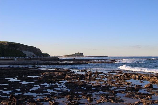 Baie Newcastle Australie
