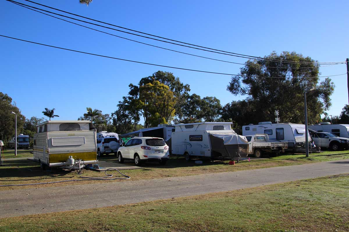 Camping Gold Coast Australie