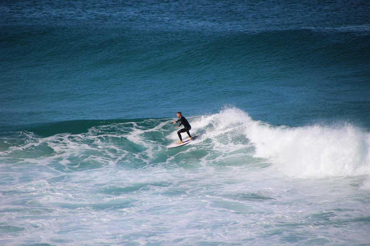 Coastal Walk surfeur Sydney Australie