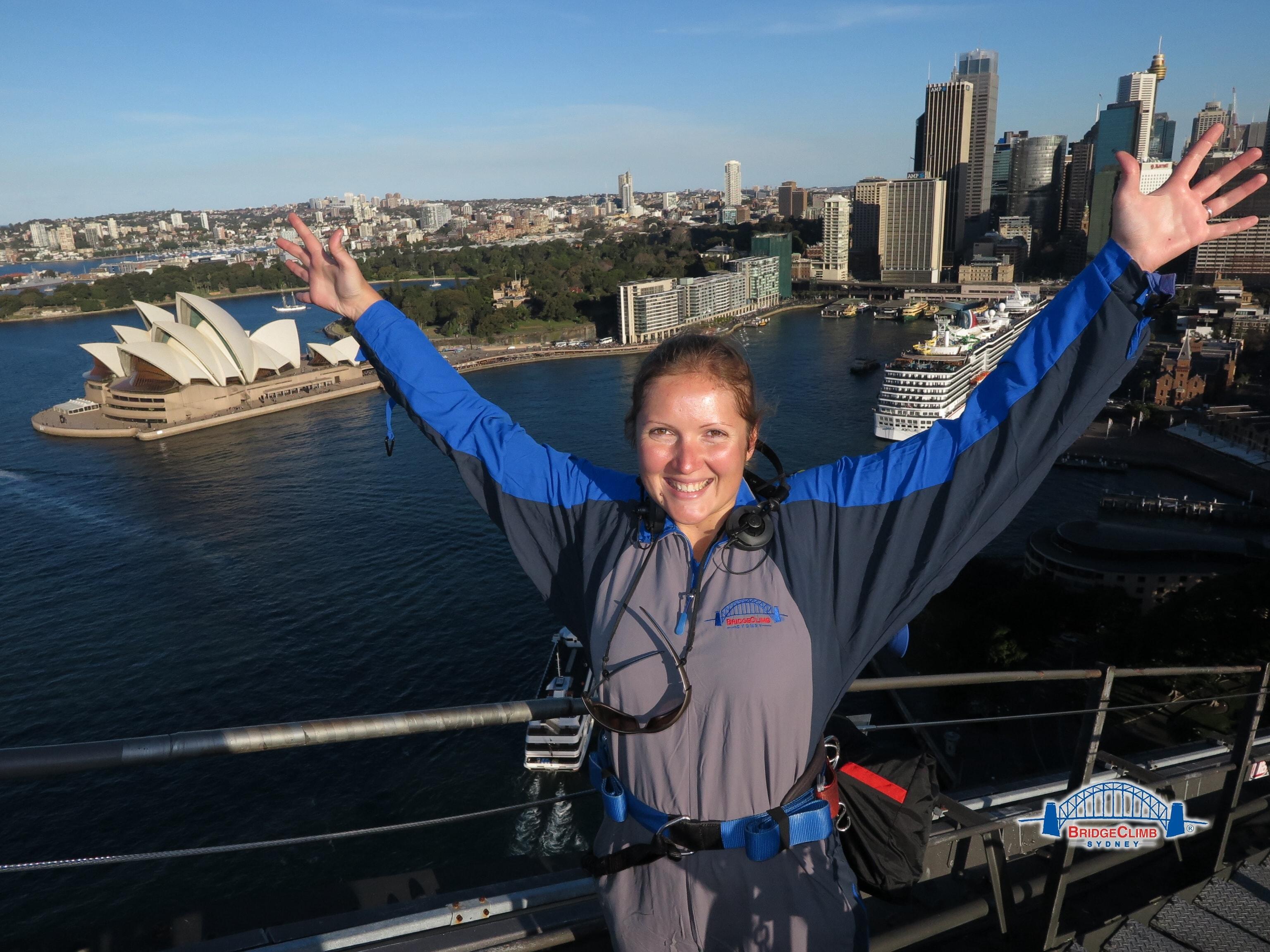 Elo Bridge Climb Sydney Australie-min