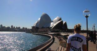 Elo Tour du Monde Opera Sydney Australie