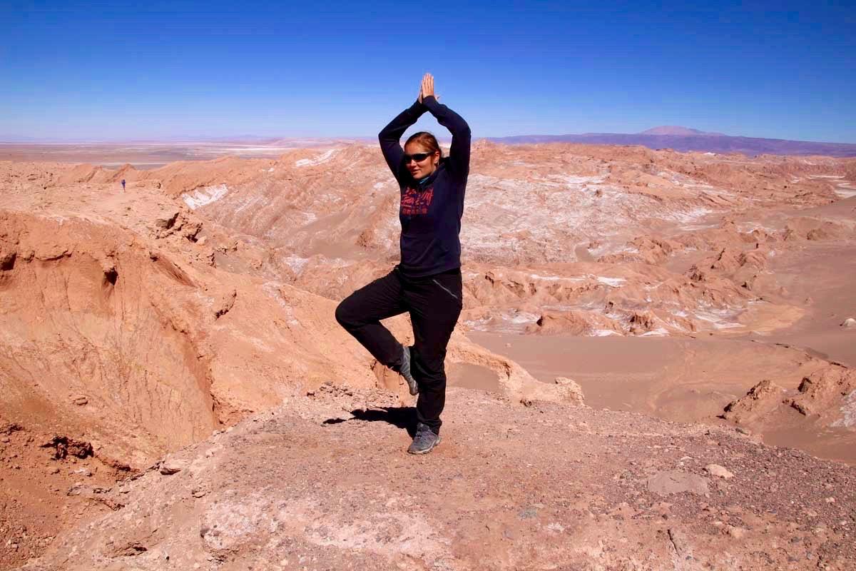 Elo Yoga valle de la muerte