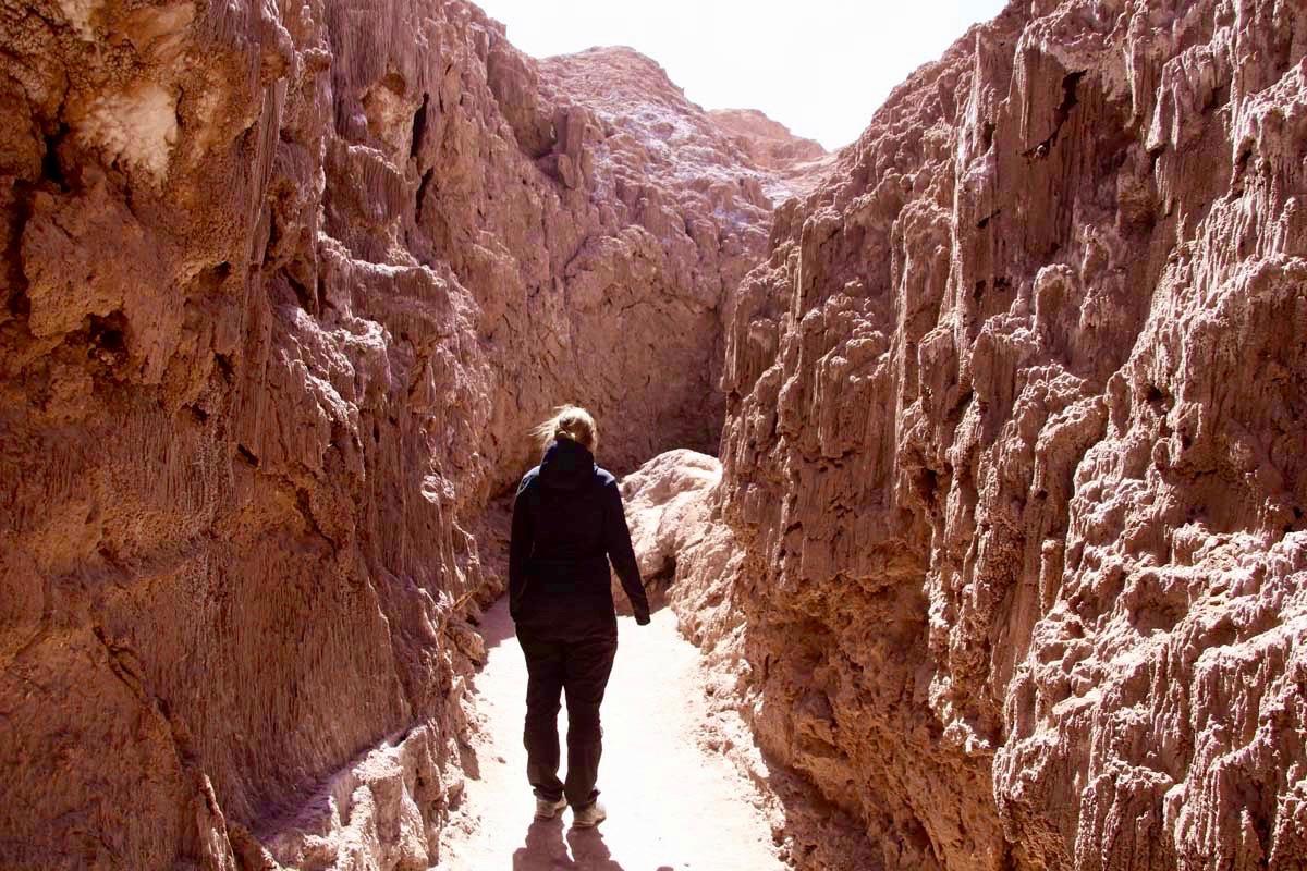 Elo grotte de sel atacama