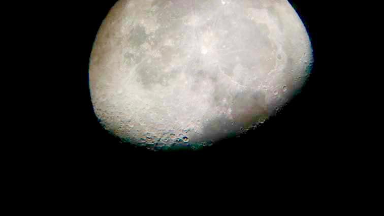 Lune telescope tour astronomique atacama