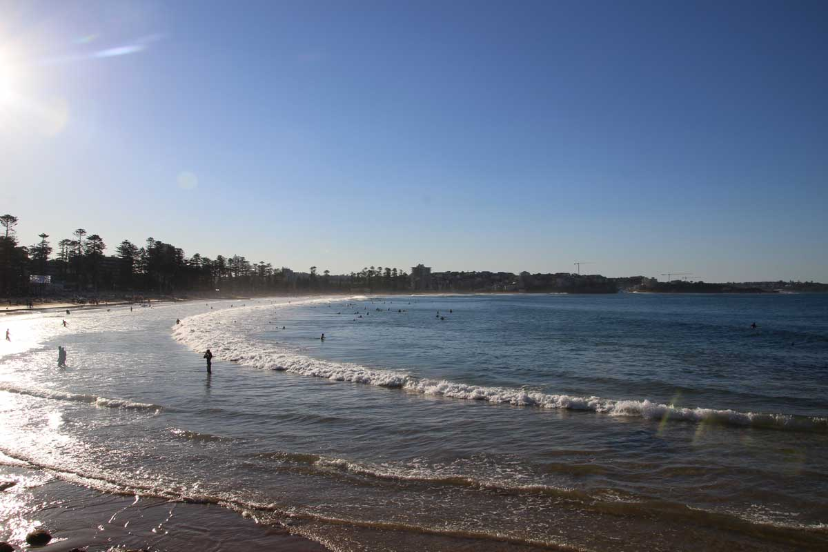 Manly Beach Sydney Australie