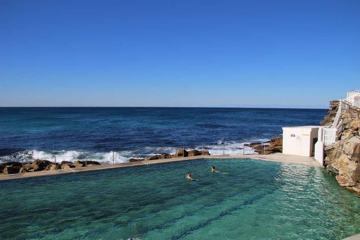 Piscine Coastal Walk Sydney Australie