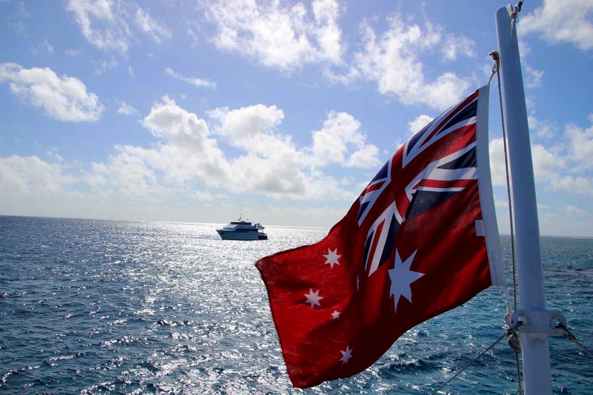 Plongee Grande Barrière de Corail Cairns Australie