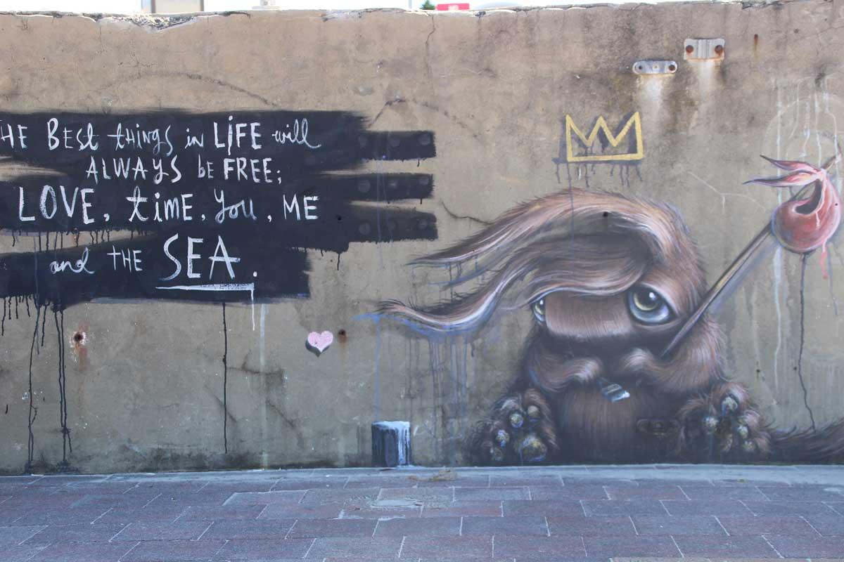 Street Art Bondi Beach