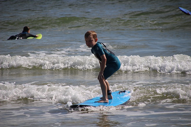 Surf Byron Bay enfant