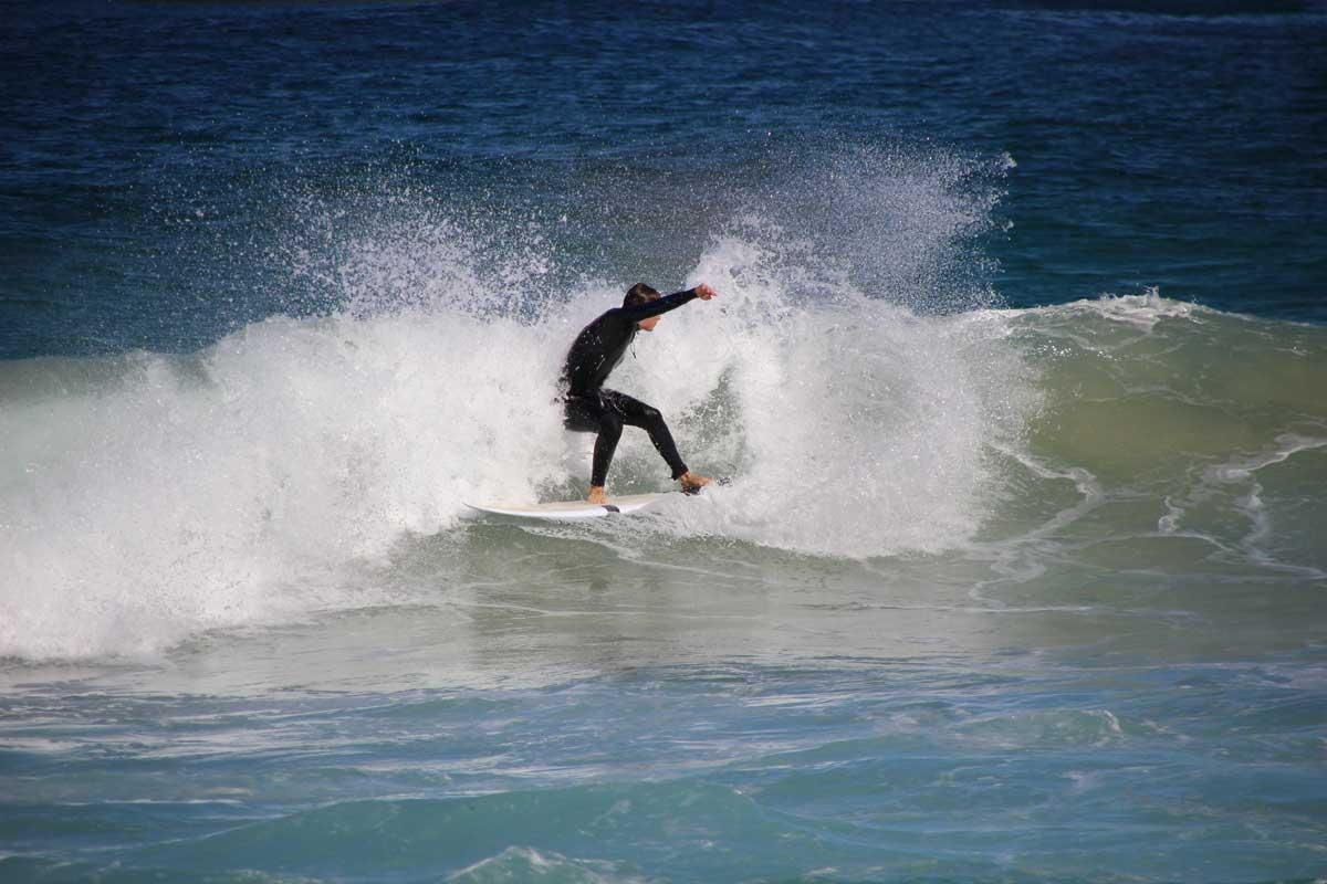 Surfeur Sydney Australie