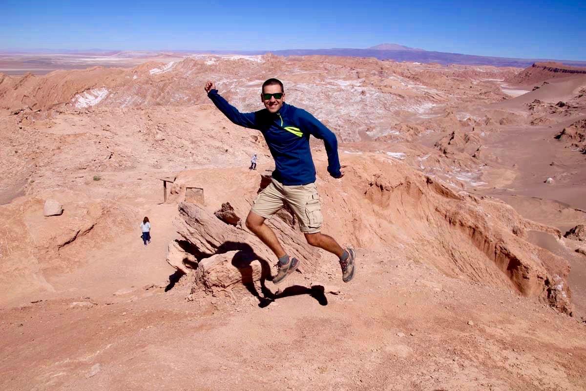 Tom saut valle de la muerte
