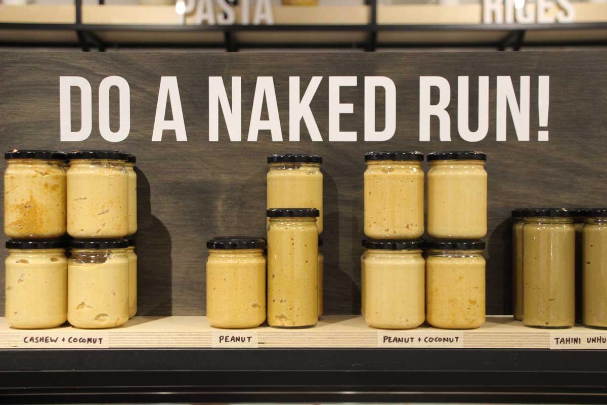 Tramsheds Harold Park naked foods sydney