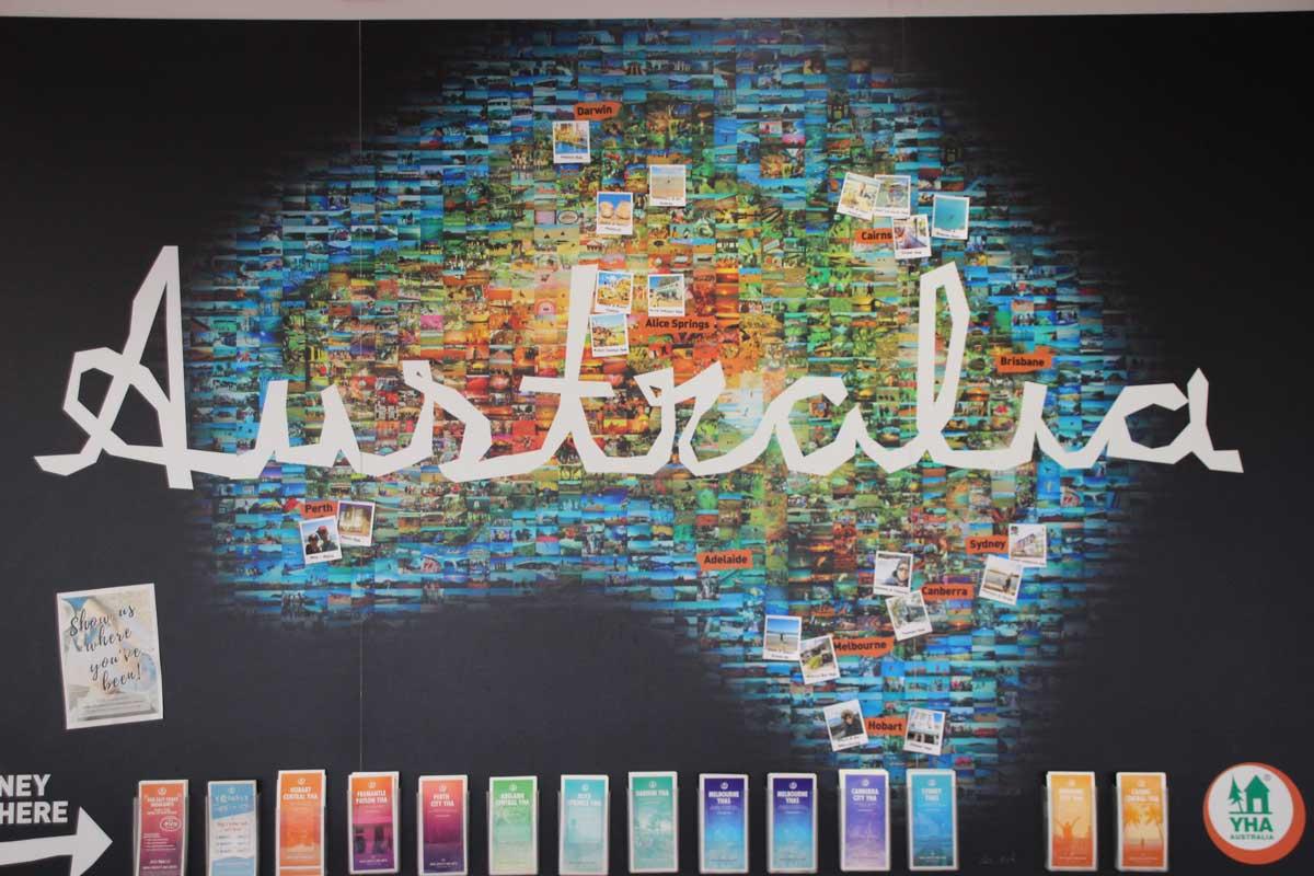 australia YHA Sydney