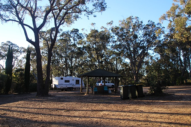 camping blue mountains katoomba