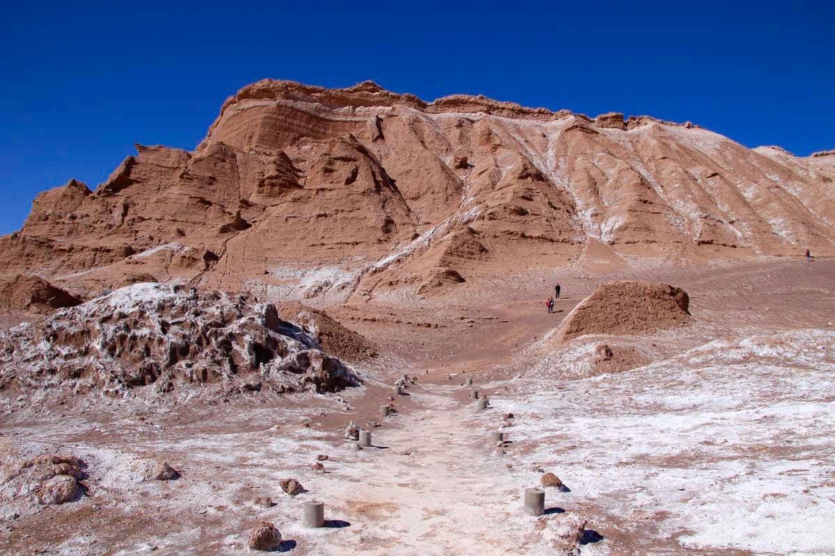 desert atacama valle de la luna