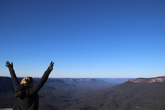 blue mountains sydney